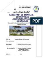 REGIMENES ARANCELARIOS