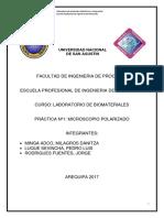 Lab Biomateriales 1era Practica