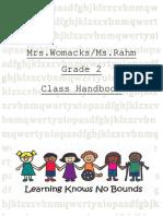 grade 2 handbook edited