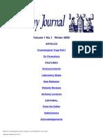 Alchemy Journal 1