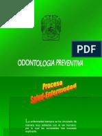 Odontología Preventiva Quinto Ciclo PDF