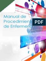 Manual de Procedimiento de Enfermeria1