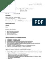 Informe Final Gestión de La Cadena de Suministro