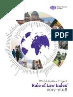 WJP ROLI 2017-18 Online-Edition