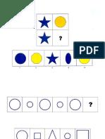 Matrices de Razonamiento WAIS IV
