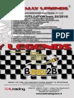 Notice Rally Legends FR