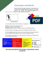 Como Leer El Rombo Nfpa -704