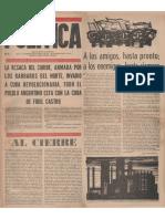 1961-04-19 Política -Segunda Época- Nº 8