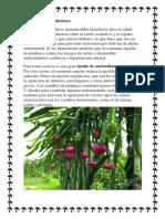 Beneficios de La Pitahaya
