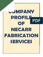 Company Profile Necarr