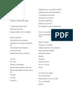 Santa Fe Letra Traducida