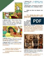 Sobre Midianitas e Ismaelitas