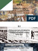 Bab 2 Penentangan Nasionalisme