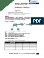 Práctica 1_direccionamiento Flsm-Vlsm