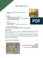 Roti Tawar Krispi Fariel