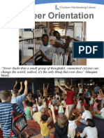 Charlotte Mecklenburg Library Volunteer Orientation Presentation