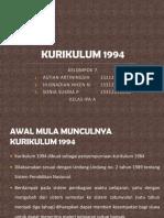 Kelompok 7 Kurikulum 1994
