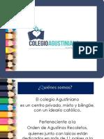 Presentación Colegio Agustiniano
