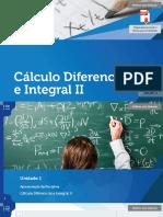 Calculo Diferencial Integral II u1 s1