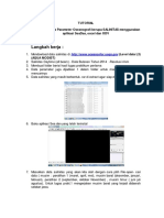 Seadas Excel Odv
