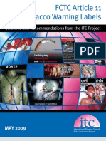 ITC Tobacco Labels Bro V3