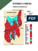Data Penyakit Potensial Klb Dbd 2015