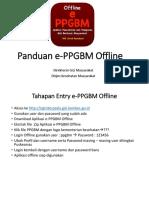 Panduan Download PPGBM Offline