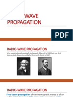 Radio Wave Propagation (1)