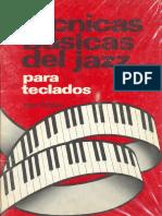 Técnicas Básicas de Jazz Para Teclado