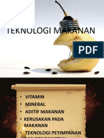 -TekMa- Topik 1 - Vitamin Dan Mineral