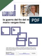 La Guerra Del Fin Del Mundo Vargas Llosa