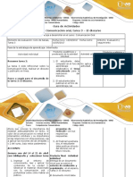 Guía de Actividades y Rubrica de Evaluación-Tarea 3- Discurso