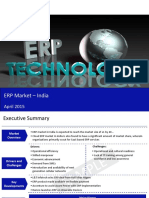 Erp Market in India