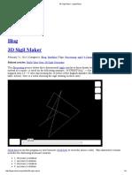 3D Sigil Maker « HyperRitual