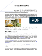 Beli Green Coffee