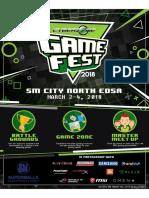 SM Gamefest Primer