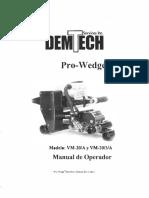 Pro Wedge (Español)