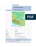 La Conquista de Guatemala