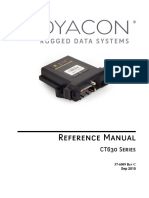 57-6009 Rev C - DOC, Manual, Reference, CT630