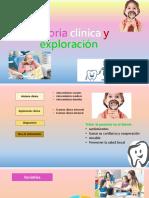 Historia Clinica y Diagnostico.