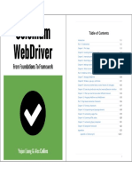 Selenium Webdriver Book Small