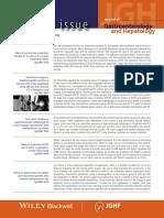 Journal of Gastroenterology and Hepatology (2013)