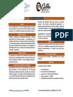 Información Sobre Maestría en Biología Molecular