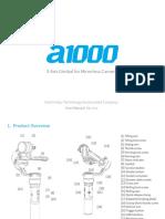 a1000 Gimbal Manual V2.1 En