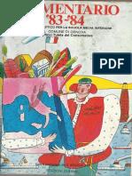 Quaderno 1986