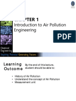 W1 - Intro to Air Pollution Engineering
