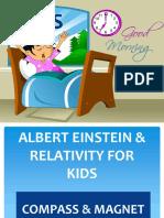 Albert Einstein & Magnetism