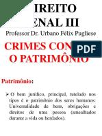 Direito Penal Furto e Roubo