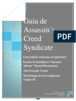 Assassins Creed Syndicate (Logica II) - Version Final