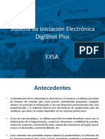 Sistema DigiShot - EXSA